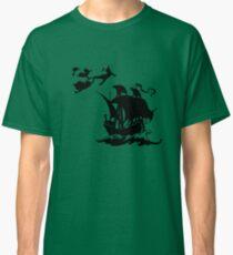 Peter Pan Pirates Classic T-Shirt