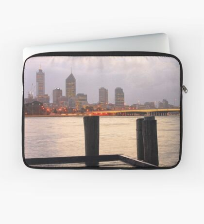 Sunrise Before The Storm  Laptop Sleeve
