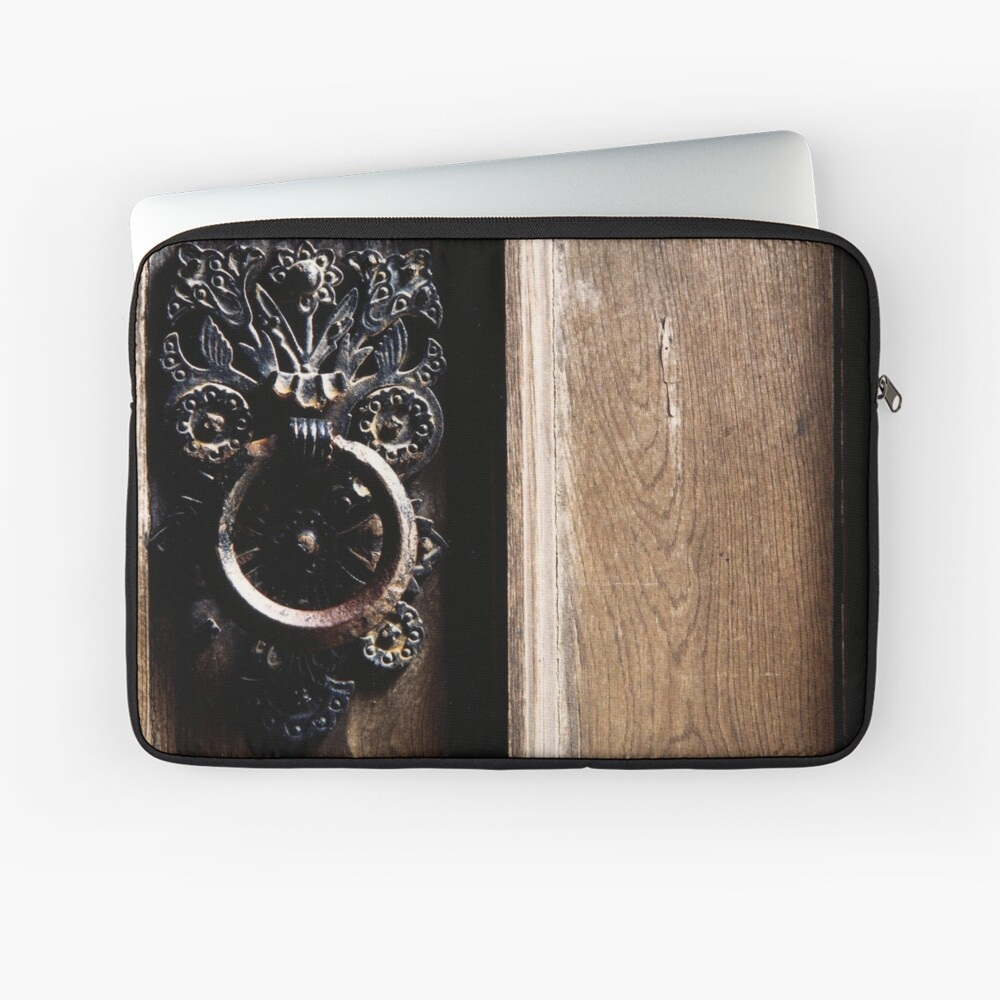 Architectural Detail Laptop Sleeve
