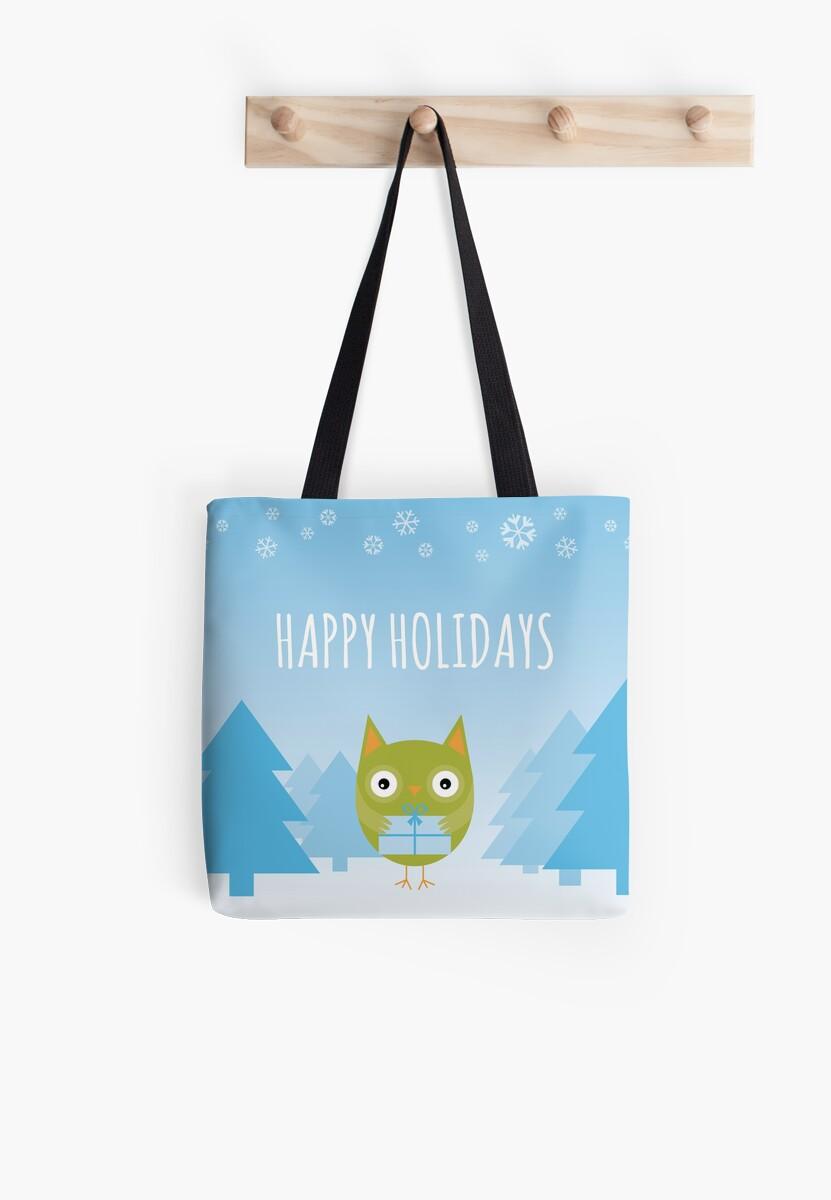 Happy Holidays by unikatdesign