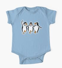 Penguin, Party, Dancing, Cartoon, FUN, Funny Kids Clothes