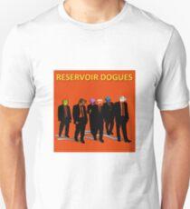 Dogue de Bordeaux - Reservoir Dogues T-Shirt