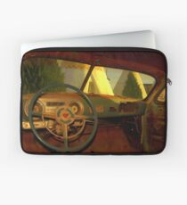 Car Trouble Laptop Sleeve