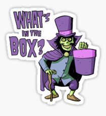 What's in the Box? Sticker