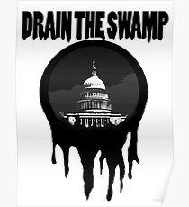 Drain The Swamp Poster
