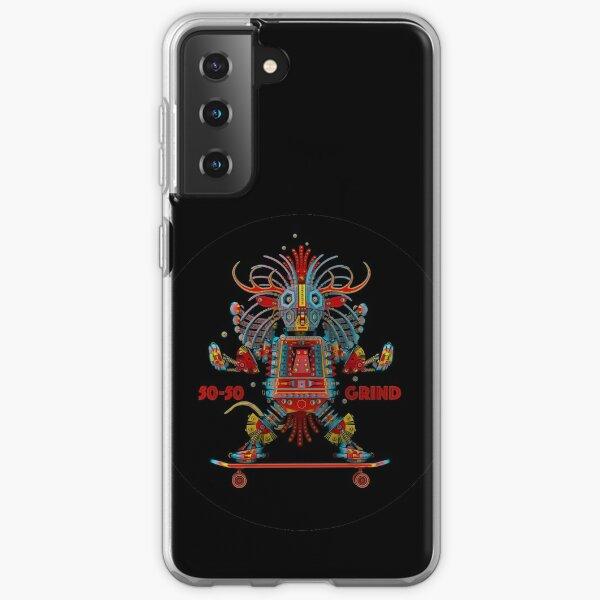 50-50 Grind Samsung Galaxy Soft Case