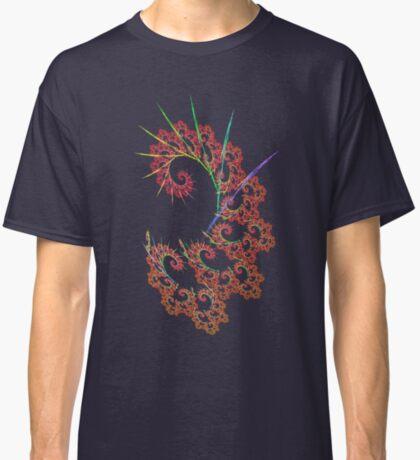 Dangerous #fractal art Classic T-Shirt