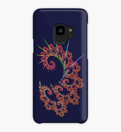 Dangerous #fractal art Case/Skin for Samsung Galaxy