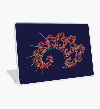 Dangerous #fractal art Laptop Skin