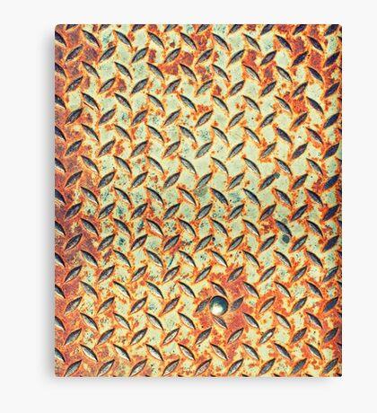 Dot - iPad case by Silvia Ganora Canvas Print