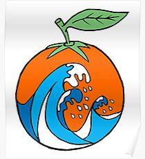Orange Beach Alabama OBA Poster
