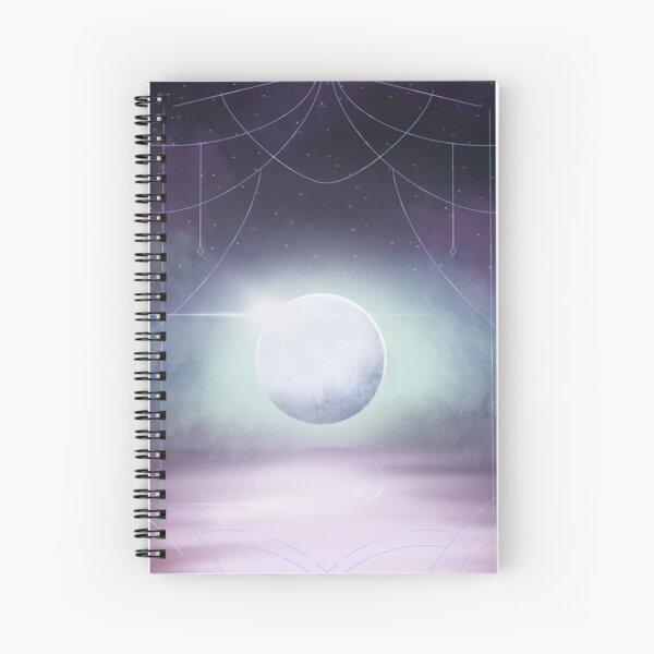 Laluna  Spiral Notebook