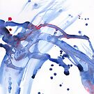 Oil and Water #109 by justincrabtree