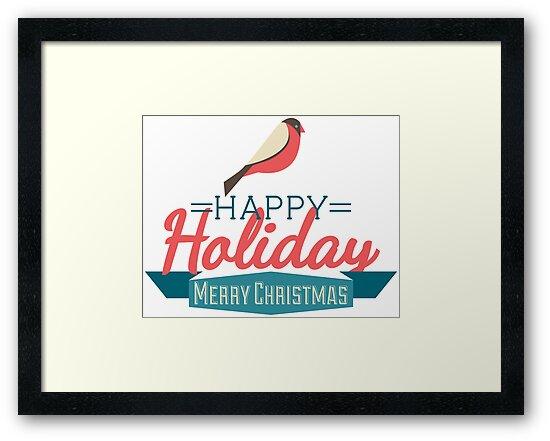 Happy Holiday by maximgertsen
