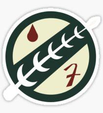 Mandalorian Symbol / Insignia Sticker