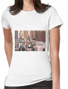 Indi 9 Womens Fitted T-Shirt