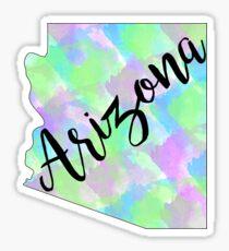 arizona state sticker Sticker