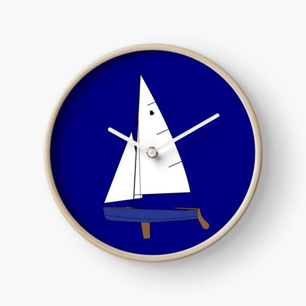 GP14 Sailboat Clock