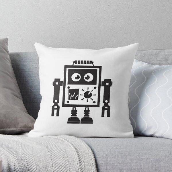 Cute Robot 2 Cojín