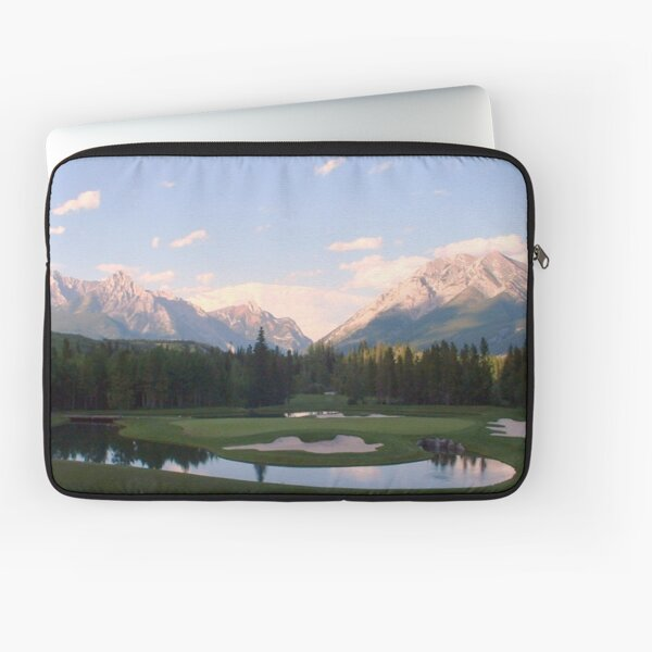 Hole In One Laptop Sleeve