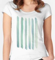 Cool as a Cucumber Women's Fitted Scoop T-Shirt