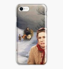 A Very Merry Olya Povlatsky Christmas iPhone Case/Skin