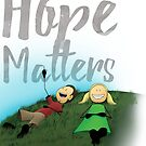 Dwell in Possibility by hopematters