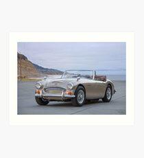 1966 Austin-Healey 3000 Mk III Art Print