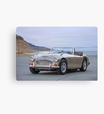 1966 Austin-Healey 3000 Mk III Canvas Print