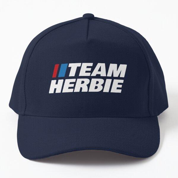 Team Herbie (Reversed Text Design) Baseball Cap