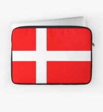 Denmark, national id Laptop Sleeve