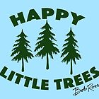 Happy Little Trees by Ashley Brinkman