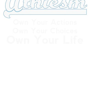 Atheism, White by Jay5