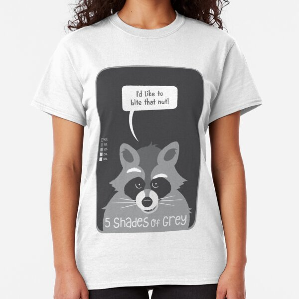 Five Shades of Grey Classic T-Shirt