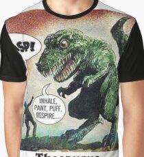 The walking Thesaurus Graphic T-Shirt