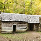 Ephraim Bales Cabin by Gary L   Suddath
