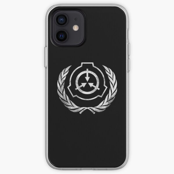SCP Foundation  iPhone Soft Case