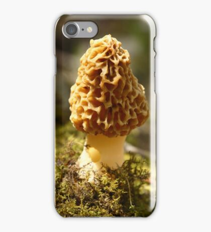 Morel iPhone Case/Skin