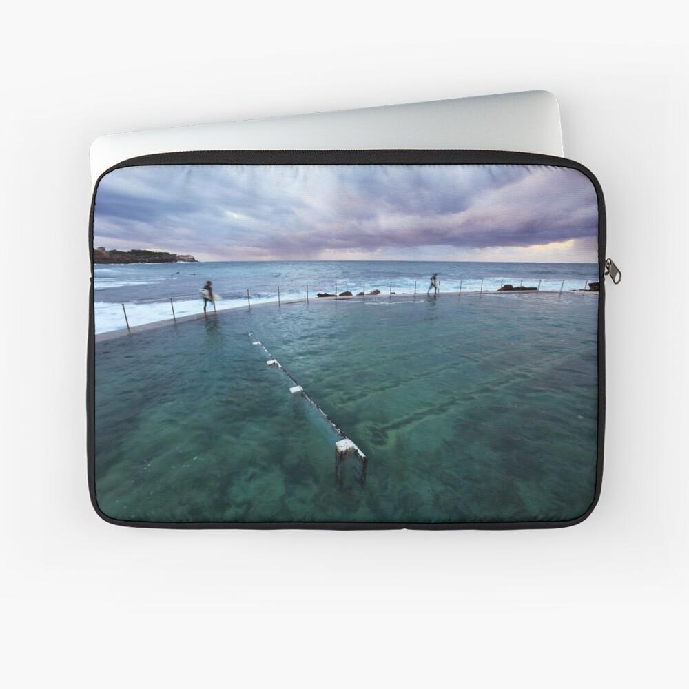 Bronte Beach Baths, Sydney, Australia Laptop Sleeve