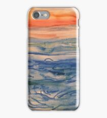 Evening magic iPhone Case/Skin