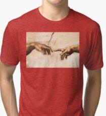 Creation of Adam Tri-blend T-Shirt