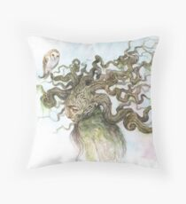Wystman Throw Pillow