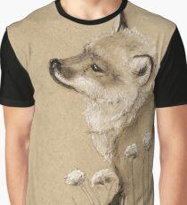 Baby Fox Graphic T-Shirt
