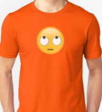rolling eyes emoji T-Shirt