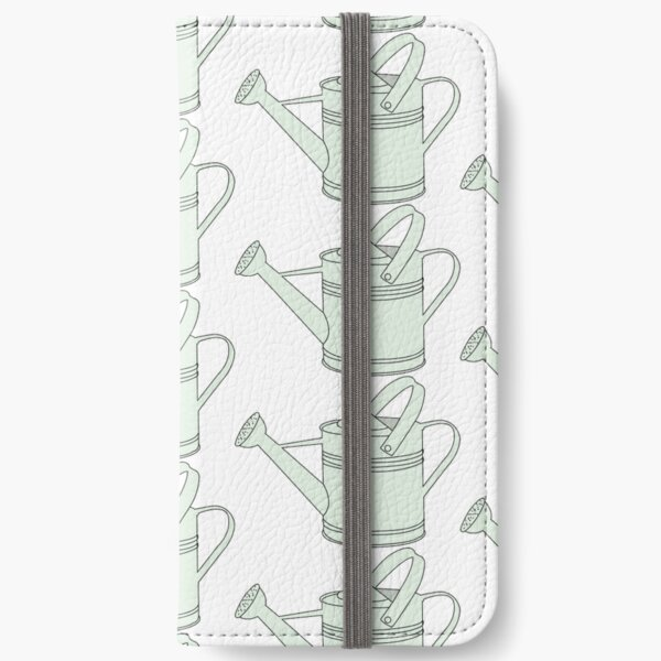Watering Can iPhone Wallet
