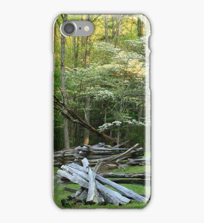Mountain Springtime iPhone Case/Skin