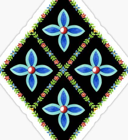 Elizabethan Folkloric Sticker