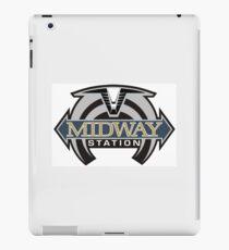 Midway Logo - Stargate iPad Case/Skin