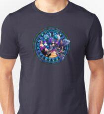 Aqua's Awakening Unisex T-Shirt