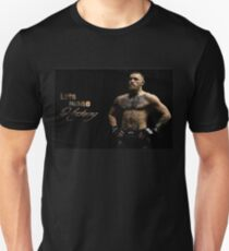 Conor Mcgregor History T-shirt Unisex T-Shirt